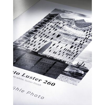 Hahnemühle Photo Luster 260g 25stk A4
