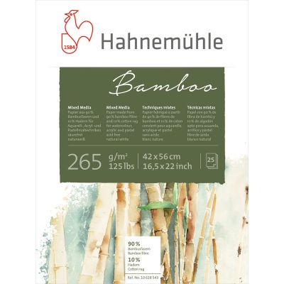 Hahnemühle Bamboo 265g Mixed Media blokkur 42x56 cm