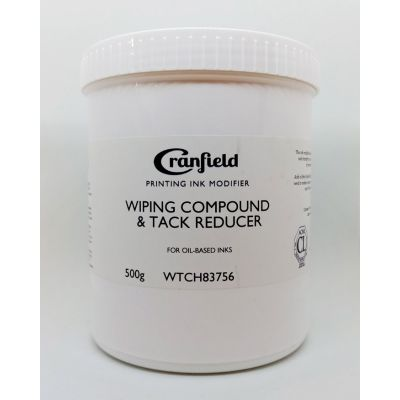 Cranfield Wiping Compound & Tack Reducer 500g