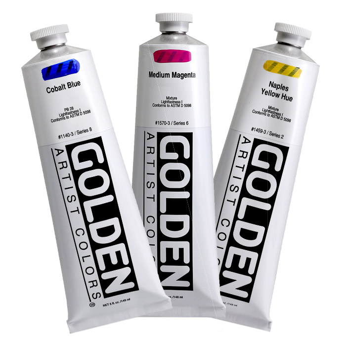 Golden Heavy Body 148 ml úrval